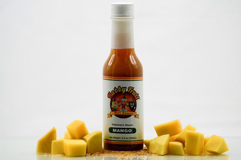 Habby Fruit Mango Hot Sauce