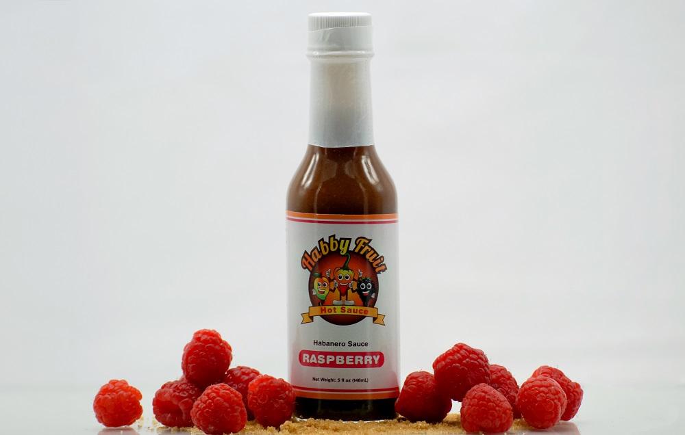 Habby Fruit Raspberry Hot Sauce