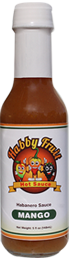 Habby Fruit Mango Hot Sauce