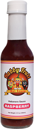 Habby Fruit Raspberry Hot Sauce