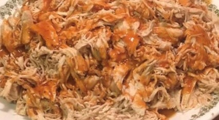 Apricot Pulled Pork