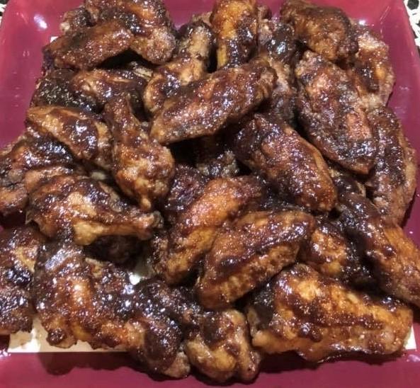 Blackberry Wings
