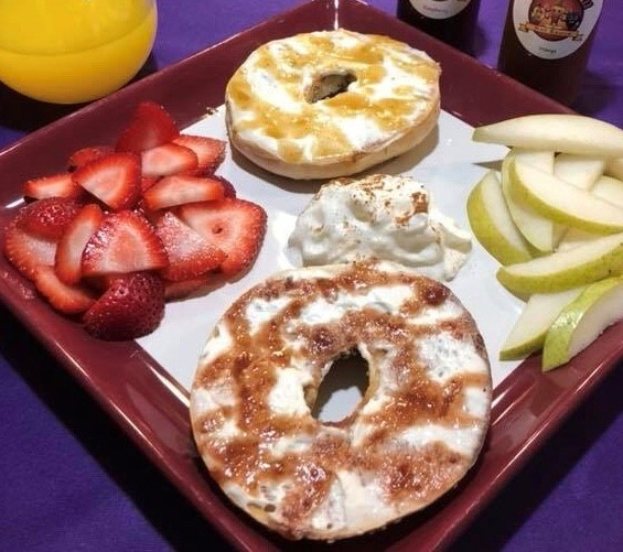Habby Fruit Bagels
