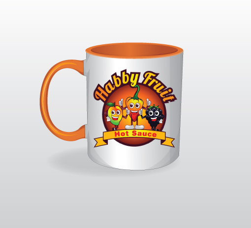Habby Fruit 11oz. Mug