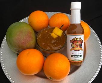Habby Fruit Mango Dip